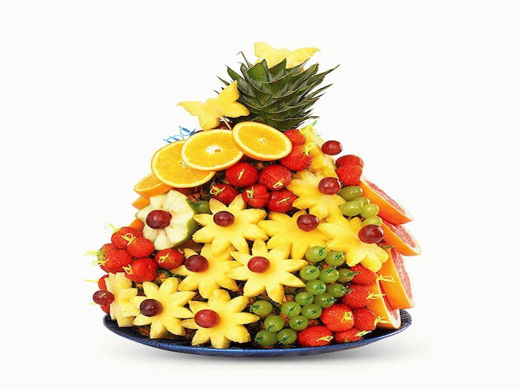 фруктовый букет в подарок